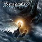 RHAPSODY OF FIRE — The Cold Embrace Of Fear album cover