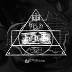 RIFFS BY ALMAN 313 album cover