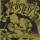 RIISTETYT As A Prisoner Of State album cover