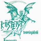 RIISTETYT Tuomiopäivä album cover