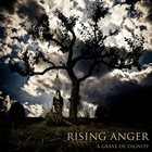 RISING ANGER A Grave Of Dignity album cover