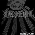 RIVERS OF NIHIL Hierarchy album cover