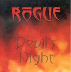 ROGUE (MA) Devil's Night album cover