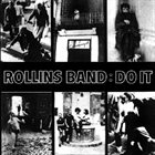 ROLLINS BAND Do It album cover