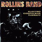 ROLLINS BAND Electro Convulsive Therapy album cover