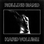 ROLLINS BAND Hard Volume album cover