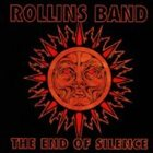 ROLLINS BAND The End of Silence album cover