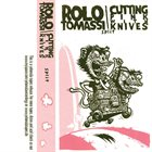 ROLO TOMASSI Rolo Tomassi / Cutting Pink With Knives ‎– Split album cover