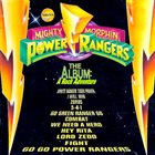 RON WASSERMAN Mighty Morphin Power Rangers the Album: A Rock Adventure album cover
