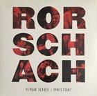 RORSCHACH Remain Sedate / Protestant album cover