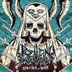 ROTTEN SOUND Species at War album cover