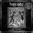 ROTTING CHRIST 25 Years: The Path Of Evil Existence album cover