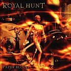 ROYAL HUNT Paper Blood album cover