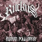 RUCKUS Human Pollution album cover