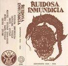 RUIDOSA INMUNDICIA Discografia 2004-2014 album cover