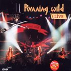 RUNNING WILD Live album cover