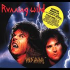 RUNNING WILD Wild Animal album cover