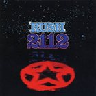 RUSH 2112 album cover