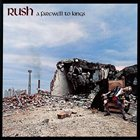 RUSH — A Farewell to Kings album cover