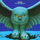 RUSH — Fly by Night album cover