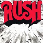 RUSH Rush album cover