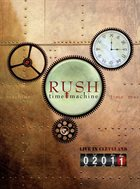 RUSH — Time Machine 2011: Live in Cleveland album cover