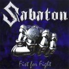 SABATON Fist For Fight album cover