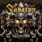 SABATON Metalizer album cover