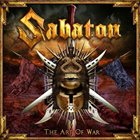 SABATON The Art Of War Album Cover