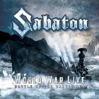 SABATON World War Live: Battle of the Baltic Sea album cover