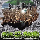 SACRED REICH Alive at the Dynamo album cover