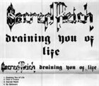 SACRED REICH Draining You of Life album cover