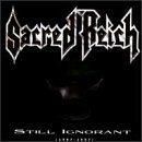 SACRED REICH Still Ignorant: 1987-1997 Live album cover