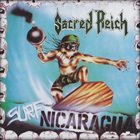 SACRED REICH Surf Nicaragua album cover