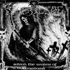 SACRILEGE — Behind the Realms of Madness album cover