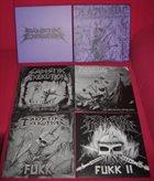 SADISTIK EXEKUTION Death Metal album cover