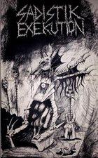 SADISTIK EXEKUTION Fukkin Live 1991 album cover