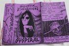 SADISTIK EXEKUTION Suspiral album cover