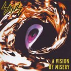 SADUS A Vision of Misery Album Cover