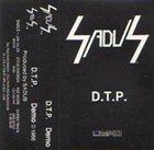 SADUS D.T.P. album cover