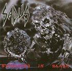 SADUS Swallowed in Black album cover