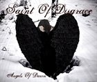 SAINT OF DISGRACE Angels of Dawn album cover
