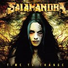 SALAMANDRA Time To Change album cover