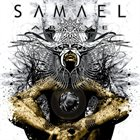 SAMAEL Above album cover