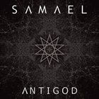 SAMAEL Antigod album cover