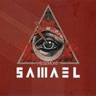 SAMAEL Hegemony album cover