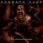 SAMMATH NAUR The Anhedony Domain album cover