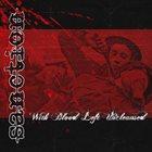 SANCTION With Blood Left Uncleansed album cover