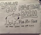 SAOLA Saola's Big Nighttime Bash For No One album cover