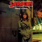 SARACEN Change of Heart album cover